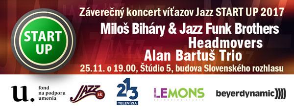 Jazz START UP