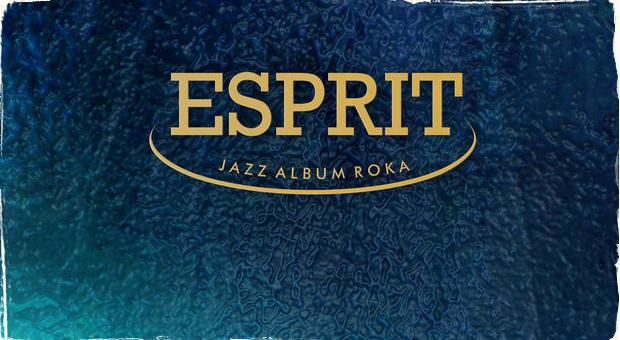 Cena ESPRIT - anketa za najlepší slovenský jazzový album roka 2016