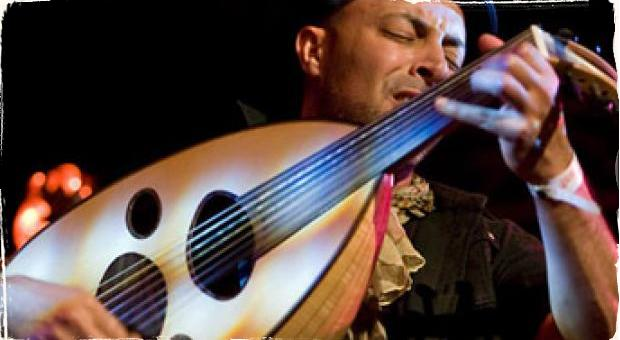 Súťaž o 4x2 vstupenky na koncert Dhafer Youssef vo Wiener Konzerthaus