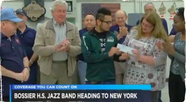 Splnený jazzový sen: Stredoškolská kapela dostala pozvanie hrať v legendárnom Apollo Theater