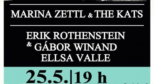 PET Jazz 2017: Especias, Marina Zettl a Rothenstein with Singers