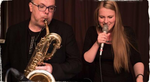 Reportáž: Erik Rothenstein Band and Ester Wiesnerová