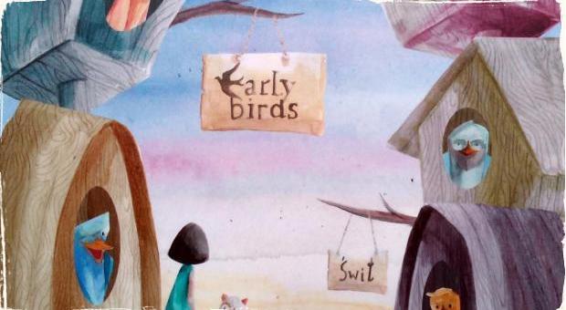 Recenzia CD: Early Birds - Świt