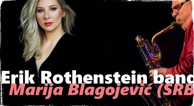 Erik Rothenstein si do svojho bandu pozýva ďalšiu výbornú speváčku: Mariju Blagojevič