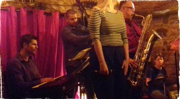 Reportáž: Erik Rothenstein Band a Maria Blagojevič