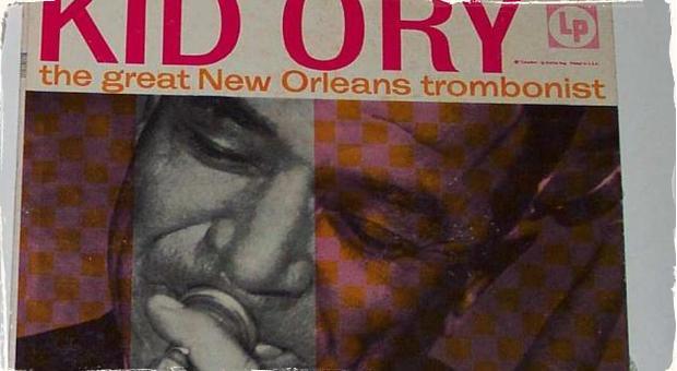 Galéria jazzových trombónistov - Edward 'Kid' Ory