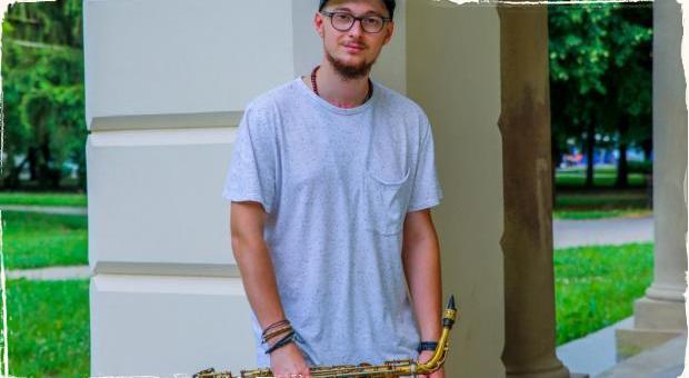 Skladba Sailing through the Life: Jazzový debut saxofonistu Nikolu Bankova