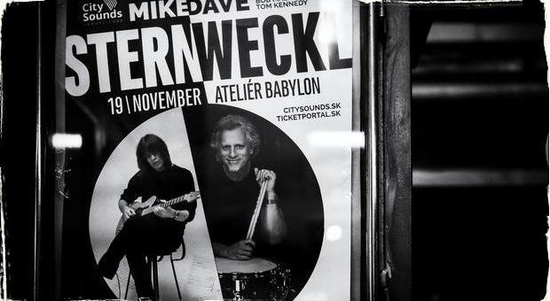 Reportáž: Koncert Mike Stern & Dave Weckl Band v Ateliéri Babylon