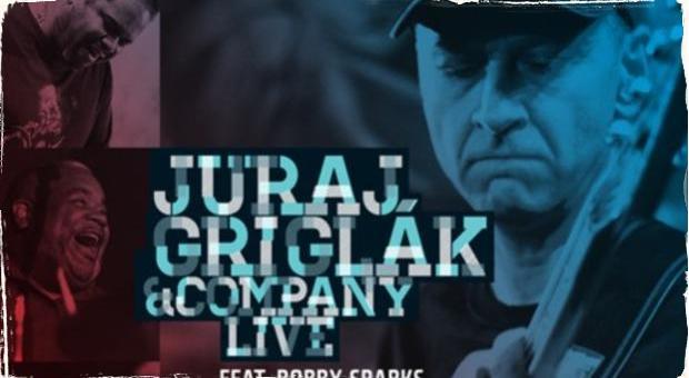 Recenzia CD: Juraj Griglák Company Live feat. Bobby Sparks, Poogie Bell, Chris Hemingway