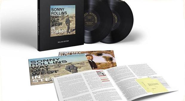 Reedícia kúska jazzovej histórie: Sonny Rollins v deluxe šate
