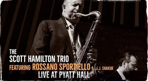 Recenzia CD: Scott Hamilton Trio live at Pyatt Hall