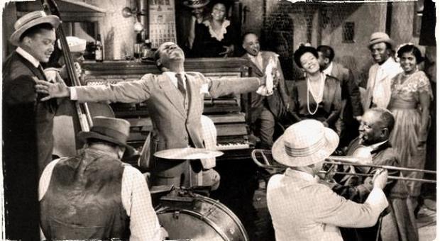 Tradičný jazz z pera Vlada Vizára - I. časť