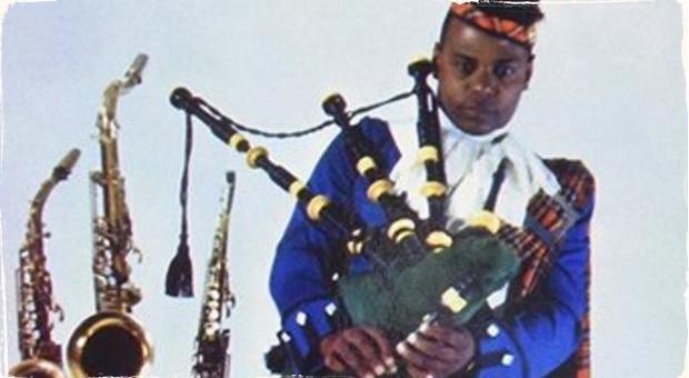 Škótska a soul: Príbeh jazzového gajdistu