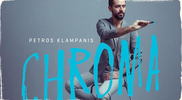 Petros Klampanis: CD Chroma - hudba plná farieb, súzvuku a jemnosti