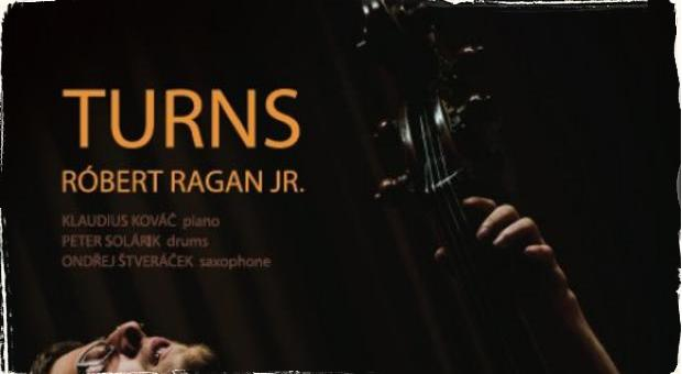 Recenzia CD: Róbert Ragan Jr. - Turns