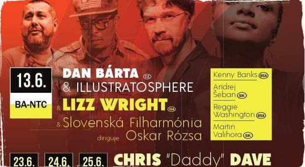 One Day Jazz Festival: Otvárací koncert sa presúva z Bratislavského hradu do NTC