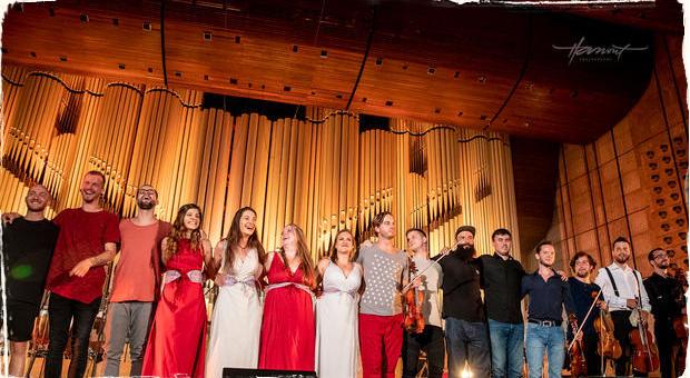 Ľudové Mladistvá krstili: Debutový album prišiel do sveta vo veľkom štýle