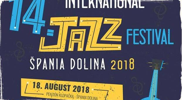 14.INTERNATIONAL JAZZ FESTIVAL ŠPANIA DOLINA ´2018