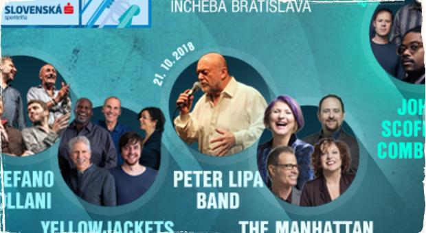 Jazzáky tento rok počas piatich dní: Úvodný koncert už 8. septembra