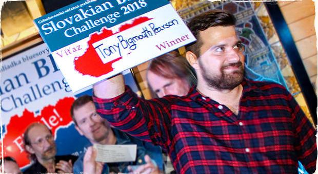 Slovakian Blues Challenge 2018: Víťazom sa stal Tony Bigmouth Pearson z Košíc