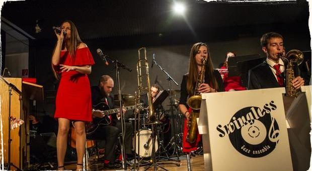 Swingless Jazz Ensemble v Nových Zámkoch: Zrekonštruované kino Mier bude hostiť Jazz Blues Jamboree