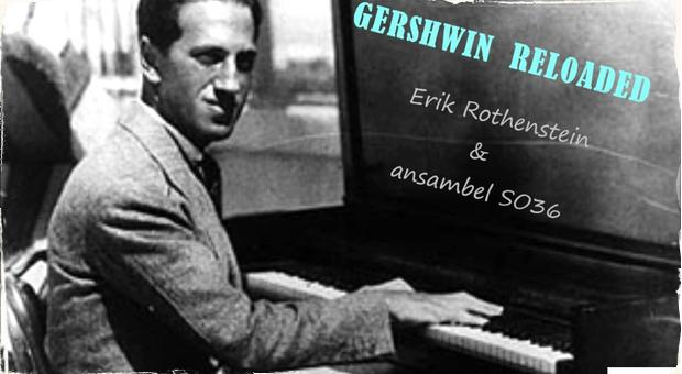 Gershwin Reloaded: Nový projekt Erika Rothensteina odznie v rámci festivalu Orfeus