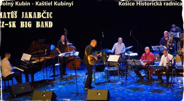 Matúš Jakabčic CZ-SK Big Band sa onedlho vydáva na cesty: Koncom novembra odohrá dva koncerty