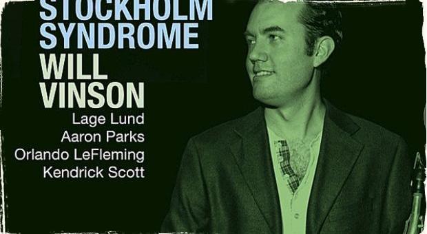 Will Vinson - CD Stockholm Syndrome: Súzvuk elegancie a moderného jazzu