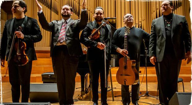 Janoska Ensemble v Bratislave: Spojenie majstrovstva a hravosti