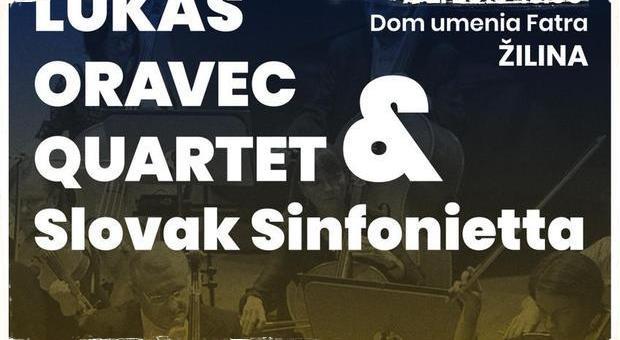 Lukáš Oravec: V tejto formácii sa môžem znovu priblížiť k vážnej hudbe a užiť si čaro klasického telesa