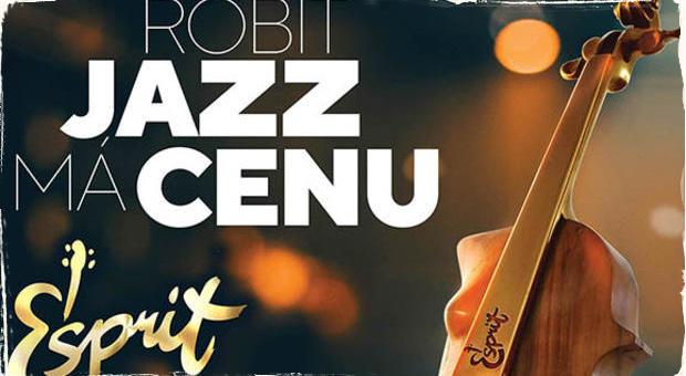 Cena ESPRIT - anketa za najlepší slovenský jazzový album roka 2018