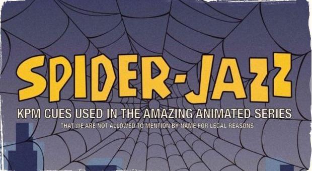 """Spiderman na jazzový spôsob: Pôvodný soundtrack seriálu sa znovu objavil ako """"Spider Jazz"""""""