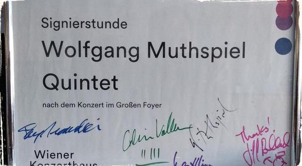 Wolfgang Muthspiel Quintet vo viedenskom Konzerhause: Hudba ako úprimná výpoveď