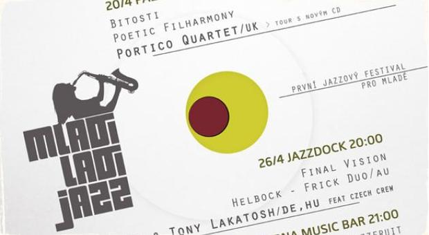 V polovici apríla začína Mladí ladí jazz