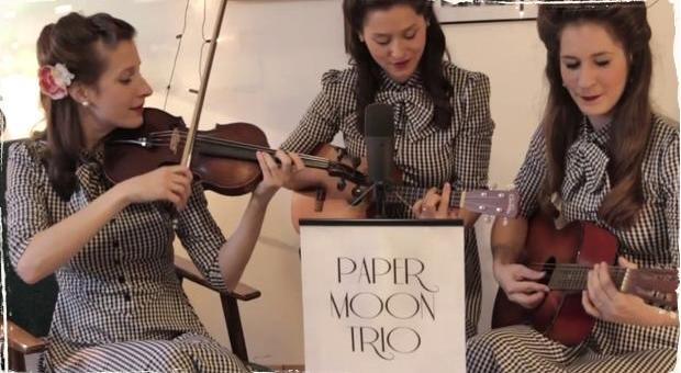 Paper Moon Trio prináša do sveta svoj debut: Album Teba vrúcne milujem uvedú už o týždeň v Klariskách
