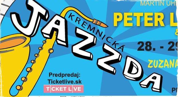 Kremnická Jazzda štartuje už tento víkend: Tretí ročník festivalu ozdobí legenda slovenského jazzu Peter Lipa