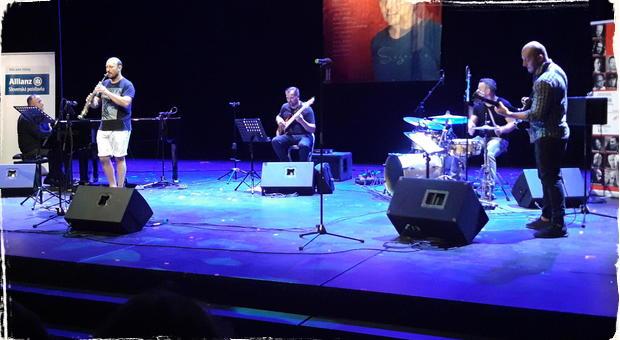 Jazz v Divadle Aréna priniesol nový počin: Odznel výborný projekt Sagacita Štefana Bugalu