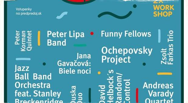 Súťaž o 2 x 2 permanentky na Mikulášsky Jazzový Festival