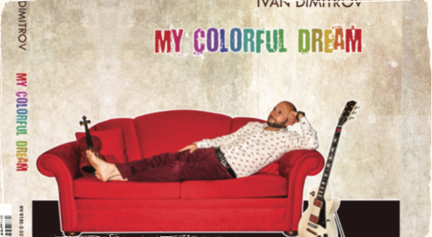 CD My Colorful Dream: Vydarený počin multiinštrumentalistu Ivana Dimitrova