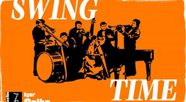 Swing Time - naspäť ku koreňom