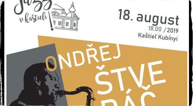 Významný český saxofonista Ondřej Štveráček vyráža na miniturné po Slovensku: Svoje umenie predvedie v zložení pianoless tria