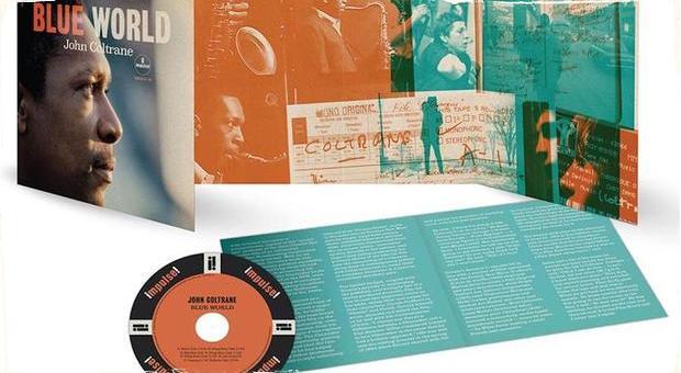 V septembri vychádza druhý novoobjavený album Johna Coltranea: Vypočujte si jeho titulnú nahrávku Blue World