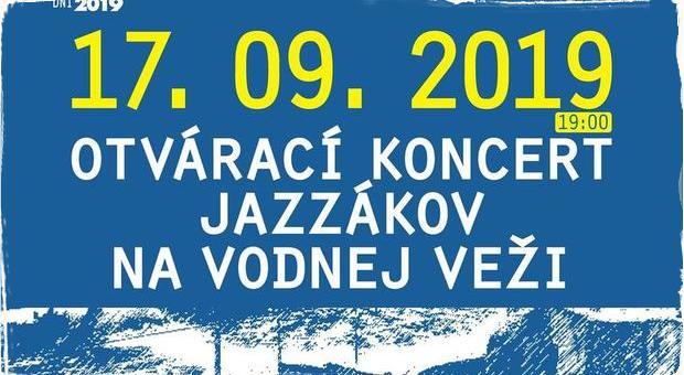 Súťaž o 1 x 2 vstupenky na otvárací koncert bratislavských džezákov