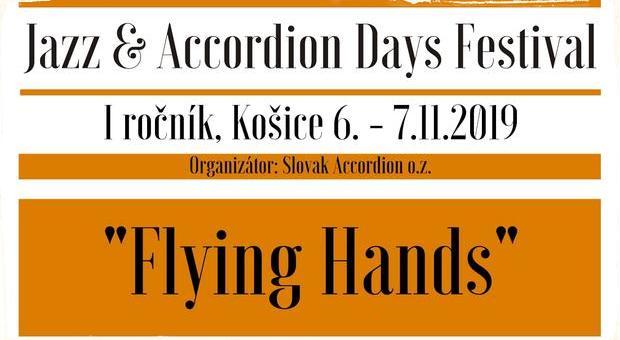 Jazz & Accordion days 2019: Prvý ročník festivalu zameraný na jazzový akordeón sa bude konať v štyroch slovenských mestách