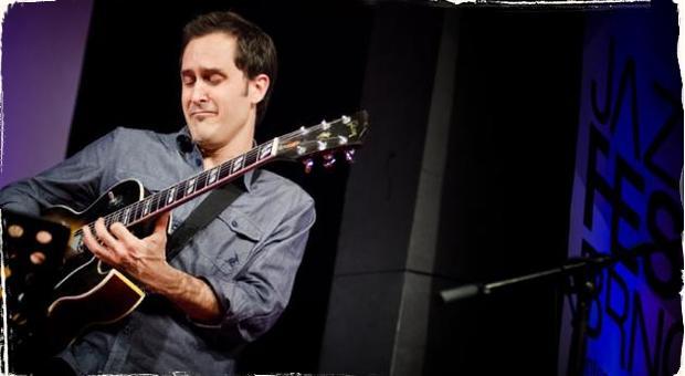 Report: Jonathan Kreisberg quartet, JazzFestBrno,  Semilasso, 20.4.2012