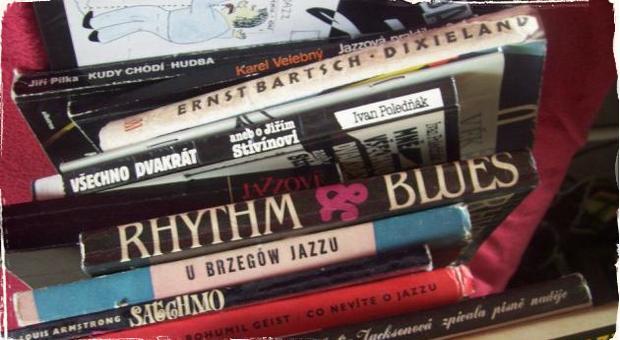 Kúpte si knihy o jazze