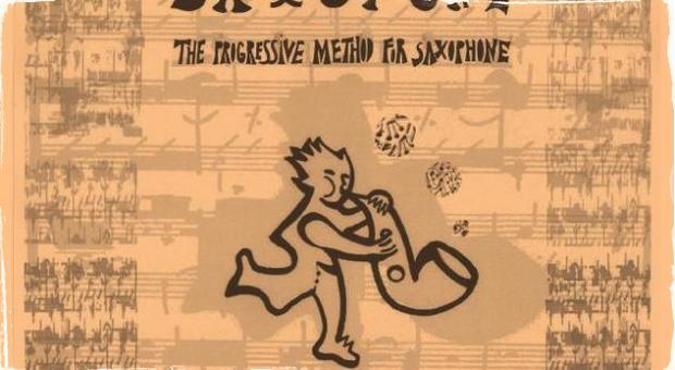 Erik Rothenstein: Progresívna škola hry na saxofóne