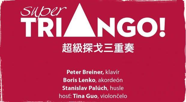 V pondelok začína v Žiline slovenské turné Trianga s Petrom Breinerom