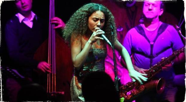 Bratislavské jazzové dni 2012 - Elif Çağlar Quintet