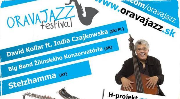 Blíži sa tretí ročník OravaJazz festival